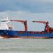 5,300 DWT Geared RoLo MPP Type Vessel For Sale