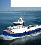 50 Pax, 36 Meter Fast Crew Boat For Sale