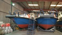 32 Pax Aluminum Hull Crew Boats For Sale (3 Units)