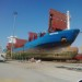 512 TEU Gearless Container Vessel For Sale