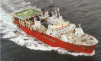 89 M Seismic Survey Vessel For Sale