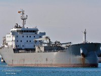 16,800 DWT Pneumatic Cement Bulk Carrier Vessel For Sale