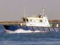 LOW DRAFT 32 PAX CREW BOAT FOR SALE