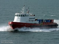 63 Pax High Speed Support & Intervention Vessel / Crew Boat For Sale