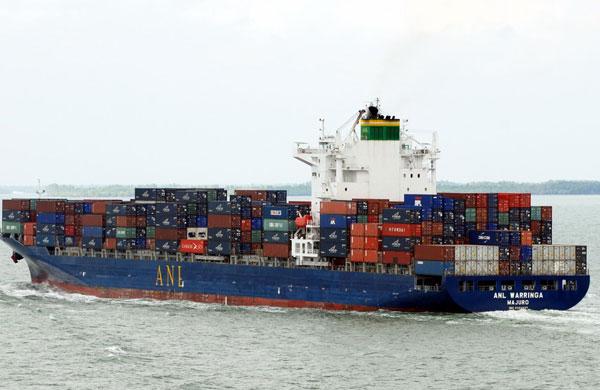 ANL Warringa ship