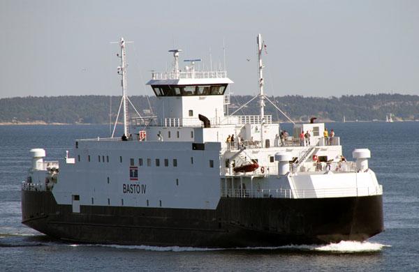 Basto IV ferry