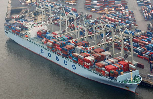analysis of guangzhou container terminal capacity Investment optimization on container capacity of shanghai  the analysis of disaster-prevention investments at a  with investments in terminal capacity and.