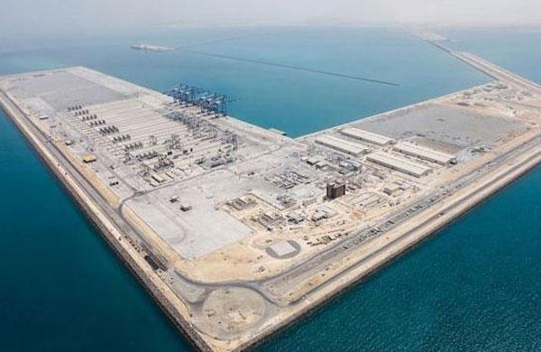 Khalifa Port UAE