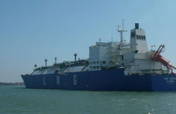 LNG Lerici carrier