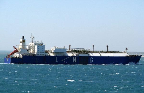 LNG Lerici ship