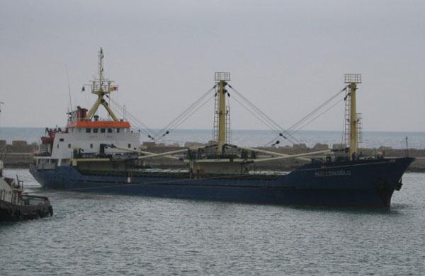 Muezzinoglu ship