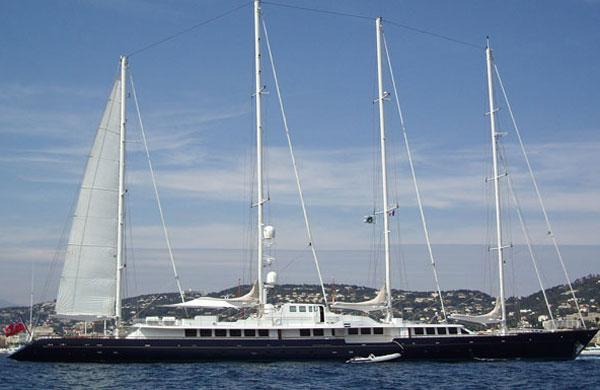 Phocea yacht