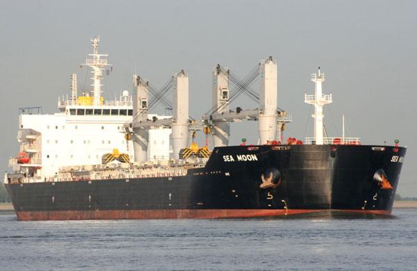 Sea Moon ship