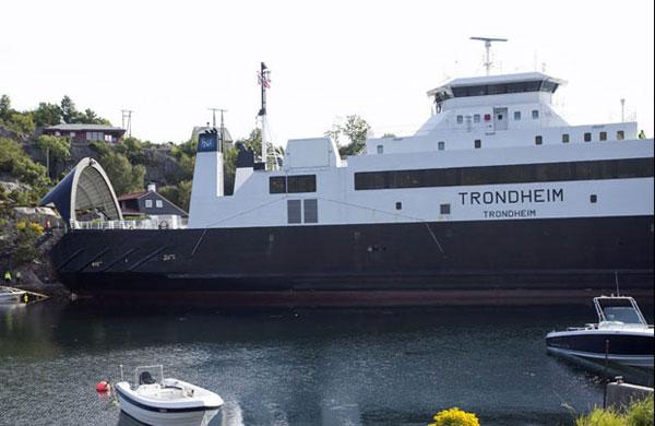 Trondheim ferry