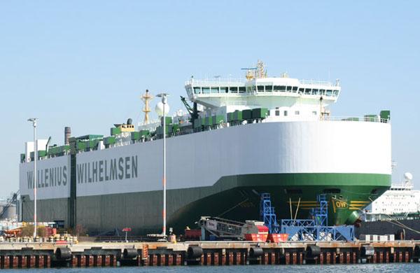mv Faust ship