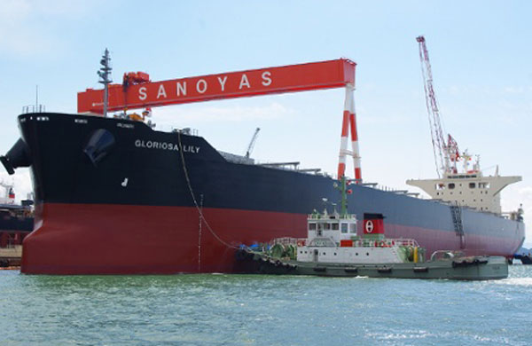Gloriosa Lily bulk carrier - Ships For Sale
