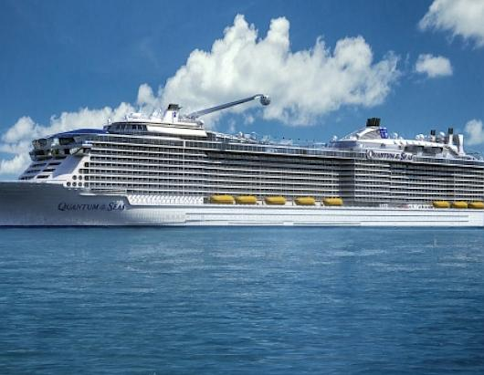 Royal Caribbean New Cruise Ship Details Revealed