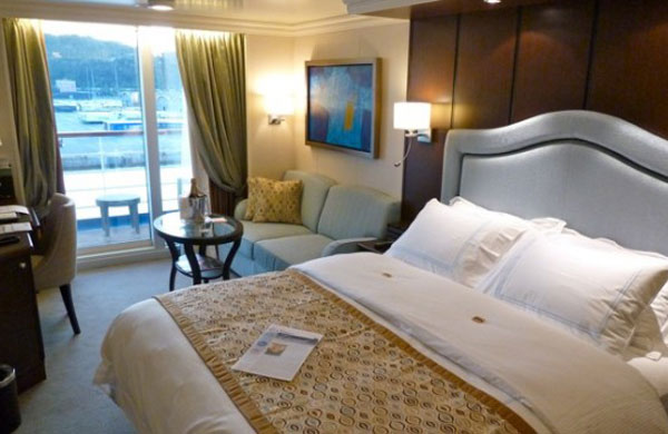 Debut Cruise For Mv Riviera Of Oceania Cruises